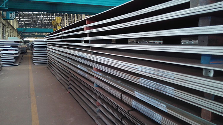 EN 10025-5 steel plate S355J0W equivalent material