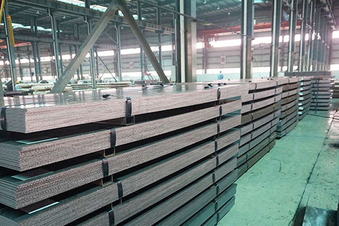 JIS G3114 atmospheric corrosion resisting steels for welded structure