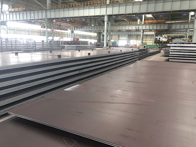 Corten EN 10025-5 steel plate weather resistant steel sheet