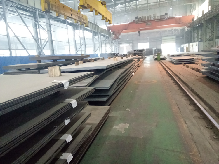 GB/T 4171 Q355GNH weather steel plate with good weather resistant