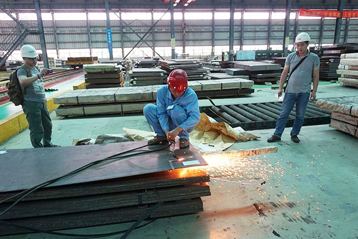 JIS G3125 hot rolled steel sheet with superior atmospheric corrosion resistance