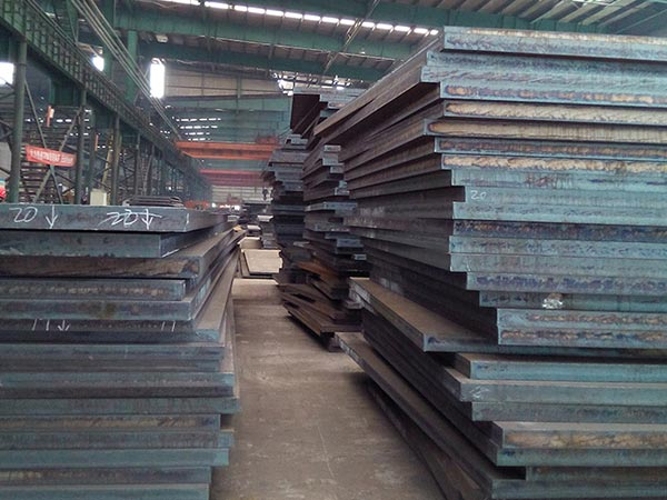 SPA-H beam steel corten plate 10mm thick plate supply