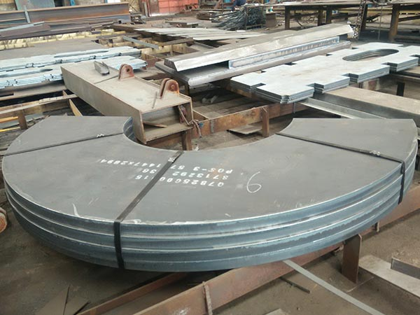 SMA400AW weather resistant steel material rolling process